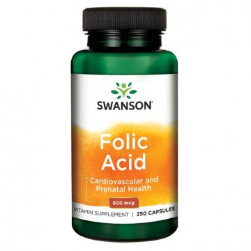 Acid Folic 800 mcg 250...