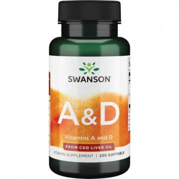 Vitamina A + D 250 capsule...