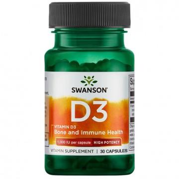 Vitamina D3 1000 UI 30...